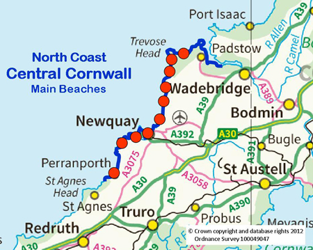 NorthCoast-CentralCornwall-Map